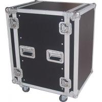 Quality 12U Anti-shock Rack Flight Case for Placing Amplifier Equipment for sale