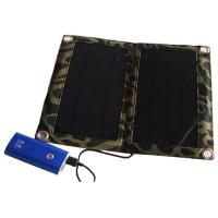 Quality 5W Outdoor Foldable Solar Panel Renewable Energy For Caravans for sale