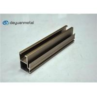 Buy cheap Champagne Anodized Aluminium Profile from wholesalers