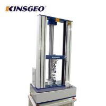 China Panasonic Servo Motor Tensile Strength Measuring Instrument for Rubber , plastic , nylon , leather wholesale