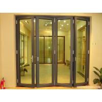 China Aluminium Folding Glass Door wholesale