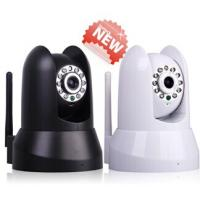 Quality New Generation baby monitor! Mobile phone network video camera 0.3 Mega Pixel for sale