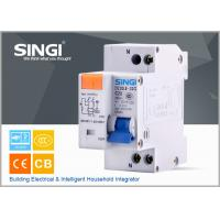 Residual current operated Miniature circuit breakers RCBO DZ30LE 1pole