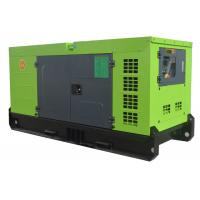 Quality Green 200kva 160kw Diesel Genset Low Rpm Mute Industrial Diesel Generator for sale