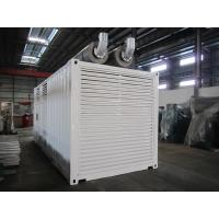 China 900KVA Containerized Diesel Generators KTA38-G2A , Standby Diesel Generator wholesale