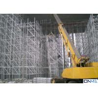 China Construction Lightweight Scaffolding Systems / Low Cost Scaffolding High Strength wholesale