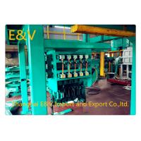 China Upcasting Copper Rod Machine 8000mt Yearly Capacity 7920H working hour wholesale