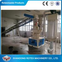 China Rotex Master 1-1.5T / H Timber Pelletising Machine For Making Fuel Pellet wholesale