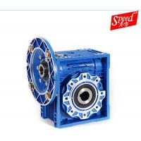 China Nmrv RV Reducer Worm Gear Reducer With Two - Stage Scroll Control Box wholesale