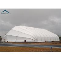 China Durable Long Life Span Airplane Hangar  Workshop Tent With Clear Span Structure wholesale