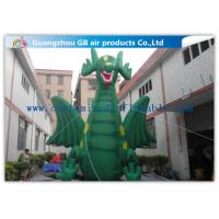 Buy cheap Adverting Inflatable Model , Advertisement Giant Inflatable Dinosaur Model from wholesalers