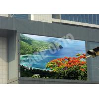 Quality Huge Advertisement P6 Outdoor Advertising LED Display Water Resistance 576mm x for sale
