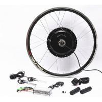 48v 1000w Electric Mountain Bike Conversion Kit Front Or Rear Wheel With Disc Brakes