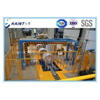 China Paper Mill Stretch Film Wrapping Machine , Paper Roll Handling Equipment Large Capacity wholesale