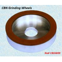 China Resin Bond CBN Grinding Wheels - CBGW09 wholesale
