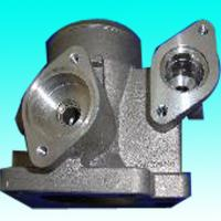 China Customised ADC12 Aluminum Die Casting Hydraulic Pump Parts For Auto Engine wholesale