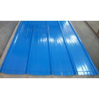 China Trapezoidal Everlast Aluminium Roofing Sheets 3003 Thickness 0.5 - 1.22mm wholesale