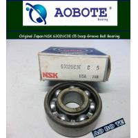 China Deep Groove NSK Ball Bearings 6302UC3E C5 , Gcr15 ABEC-3 in Motorcycles wholesale