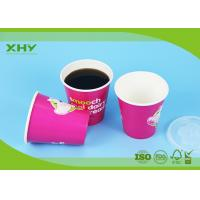 China 10oz Top dia 90mm Double PE Coated Disposable Paper Cup For Cold Drinks 350ml wholesale