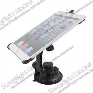 China Car Bracket Holder for iPad mini with 360o Rotatable Windscreen on sale