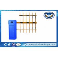 China 100% Heavy Duty Blue Automatic Vehicle Barrier Gate Driveway Barriers OEM Service wholesale