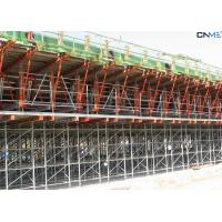 China Construction Bridge Formwork Systems Large Area High Cantilever Loads wholesale