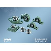 China Chrome Steel GCR15 Insert Ball Bearing Unit For Electronic Toys wholesale