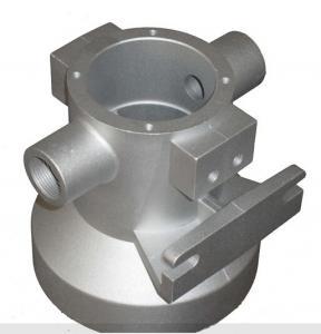 China automotive Aluminum Sand Castings Components Valve Body ASTM / SAE / ISO wholesale