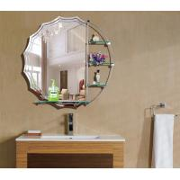China Silver Framed Mirror Bathroom wholesale
