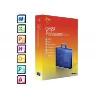 Quality Full Version Microsoft Windows Softwares / 2010 Professional Plus  DVD Activation for sale