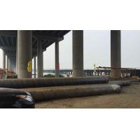 Highway Temporary Construction Bridge Heavy Type Painted Steel Girder Bridge