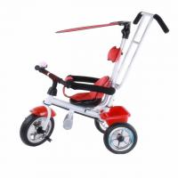 Quality New 4 in 1 baby walker tricycle with trailer smart trike from China factory at for sale