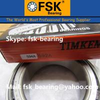 China Precision TIMKEN 594A/592A Inched Tapered Roller Bearings for Machine wholesale