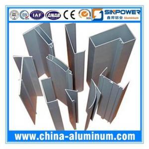 China Powder Coating Roller Shutter Doors Aluminium Profile on sale