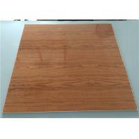 China Fireproof PVC Ceiling Boards For Interior Ceiling Decoration 595×595 Mm wholesale