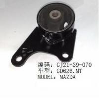 China Left Rubber Engine mounting of Mazda Auto Body Parts for Mazda GD626 MT / GJ21-39-070 wholesale