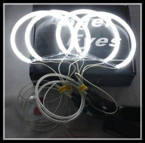 China LED angel eyes CCFL LED halo ring angel eyes BMW E46 projector E36 E39 E38 4*131mm wholesale