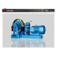 Elevator Parts Source , Elevator Traction Motor For Room Less Lift SN-TMYJ180
