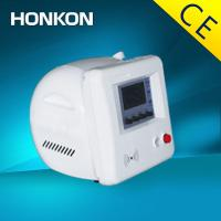 Q-Switched ND YAG Laser Tattoo Removal Machine For Home / Beauty Salon