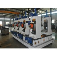 China Full Automatic Square Tube Mill / Carbon Steel Welded Pipe Mill wholesale