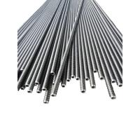 China Self Drilling Anchor System Thread T76N - 76mm Anchor Bolt by #45 Steel 16KG Groating wholesale
