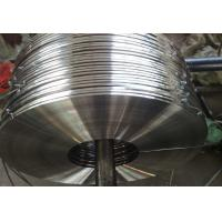 China 409L / 436L / 439M Stainless Steel Strips Thin Steel Strips For Exhaust Pipe wholesale