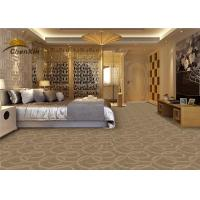 China Axminster Machine Woven Commercial Floor Carpet 20% Nylon Blend  Wall To Wall Rugs wholesale