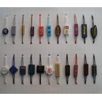 China ODM plastic string tags clothing store plastic price tag string hang tag seal wholesale
