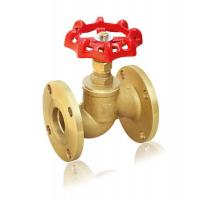 China High Pressure Safety Brass Globe Valve Water Stop Valves 6 Inch DN15 - DN150 on sale
