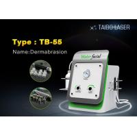 China Skin Beauty Machine of Microdermabrasion for Face Washing Cleaning and Spa Use on sale