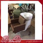 China Luxury shampoo bowl chairs hair washing massage shampoo chair salon furniture china wholesale