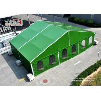 China A Frame Portable Airplane Hangar Sidewalls With Flame Retardant wholesale