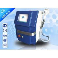 China CE Approved Q Switch ND Yag Laser Machine with Black Doll for Skin Whiten on sale