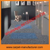 Commercial office Polyamide Carpet Tiles with PU backing
